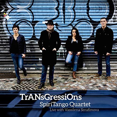 Transgressions: SpiriTango Quartet (Live)