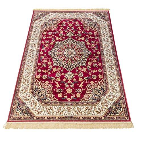 Webtappeti tappeto orientale tappeto classico economico rubine 317-rosso 160x230
