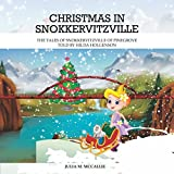 CHRISTMAS IN SNOKKERVITZVILLE: TALES OF SNOKKERVITZVILLE OF PINE GROVE TOLD BY HILDA HOLGENSON (English Edition)