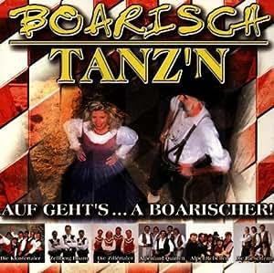 Boarisch Tanz'N (auf Geht'S...a Boarischer)