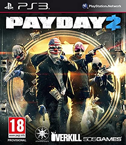Pay Day Ps3 - Pay Day