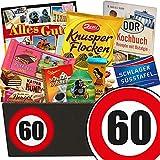 Geschenke 60. Geburtstag - DDR Box Schoko - Geschenke zum 60 Geburtstag Papa