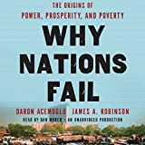 Produkt-Bild: Why Nations Fail: The Origins of Power, Prosperity, and Poverty