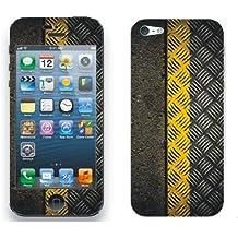 Pegatina vinilo skin sticker para iphone 5, modelo bj30