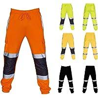 NIUQY Pantaloni da Lavoro Casual Pantaloni da Casual Uomo Sportivi Caviglia Slim Fit Jeans Pantaloni Aggiungi Prezzo…