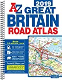 #3: Great Britain Road Atlas 2019 (A4 Spiral)