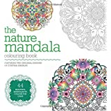 The Nature Mandala Colouring Book (Colouring Books)
