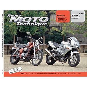 Rmt 111.2 Honda 1000 Vtr/Aprilia 125 Rs