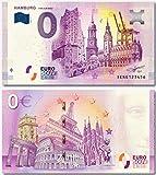 0 Euro Schein - Hamburg Kollage 2018 limited