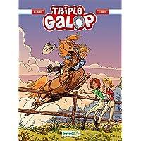 Triple galop - tome 8