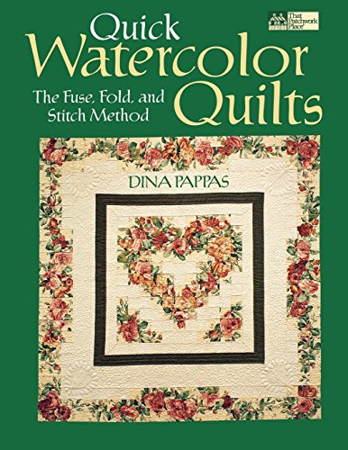 Quick Watercolor Quilts