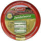 Produkt-Bild: Müller's Zwiebelwurst, 160 g