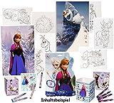 alles-meine.de GmbH 1 Stück _  Disney Frozen - die Eiskönigin  - XL Wundertüte & Überraschungstü..