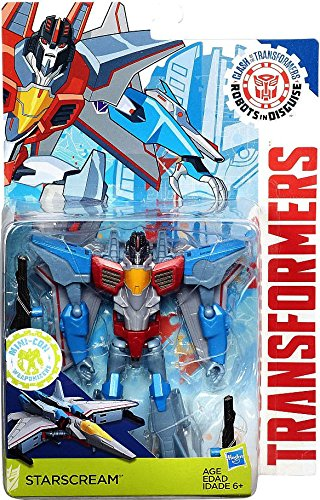 Transformers: Robots in Disguise Clash of the Transformers Starscream Exclusive Figure by Transformers