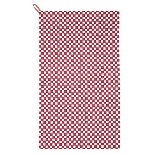 traditionnel vichy rouge 100% coton CUISINE TORCHON 50 cm x 85cm