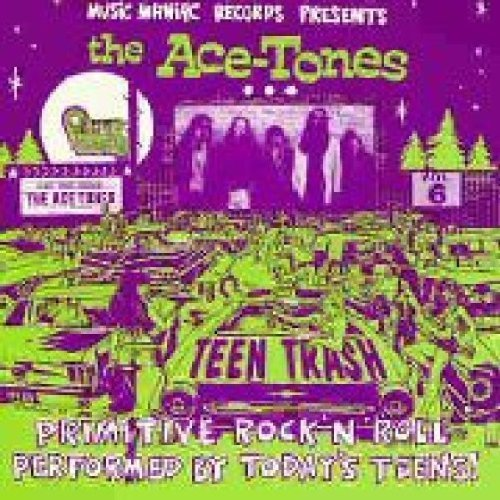 Teen Trash 6: From Delft Holland by Music Maniac (2005-06-21) Holland Delft