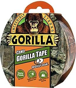 Gorilla 8m Camo Tape Amazon Co Uk Diy Amp Tools