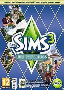 Les Sims 3 : Hidden Springs (code prépayé)