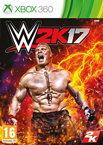 WWE 2K17 [AT Pegi] - [Xbox 360]