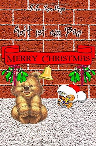Preisvergleich Produktbild Gott ist ein Bär Merry Christmas