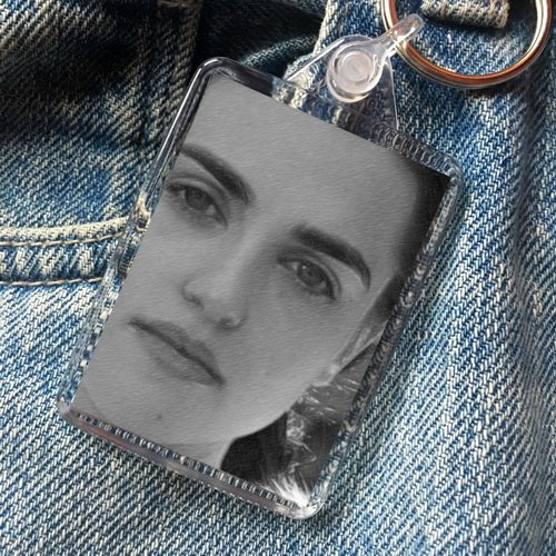 Seasons KATIE McGRATH - Original Art Keyring #js003