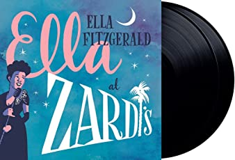 Ella at Zardi'S (+Dl-Code) [Vinyl LP]