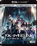 X-Men : Apocalypse [4K Ultra HD + Blu...