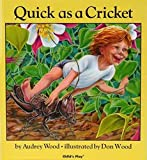 Im As Quick As a Cricket (Childs Play Library)