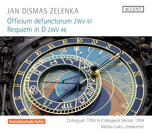Zelenka: Invitatorium, 3 Lectiones, 9 Responsoria / Requiem for Elector Friedrich August I