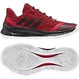 adidas Unisex-Kinder Harden B/E 2 Fitnessschuhe, Rot (Escarl/Negbás/Rojpot 000), 38 EU