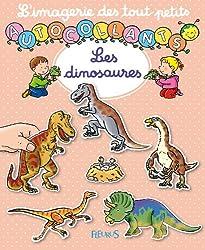 Les dinosaures : Autocollants
