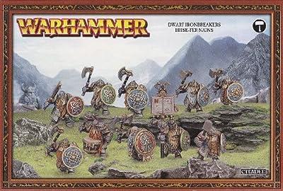 Warhammer+AoS+.+-+Dwarf+Brise-fer+%2F+Dracs+de+Fer
