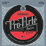 D'Addario EJ45FF Pro Arte Carbon Classical Saiten