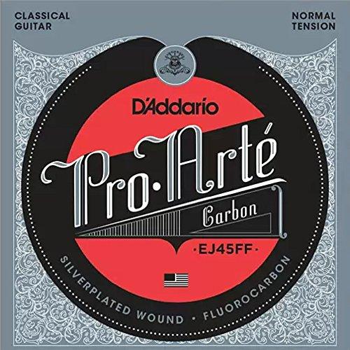 D'Addario EJ45FF - Juego de cuerdas clásica