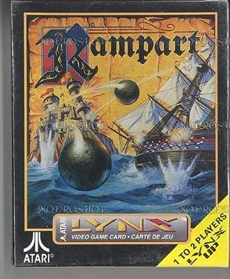 Rampart Atari Lynx from Atari