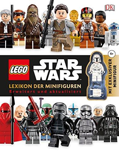 Preisvergleich Produktbild LEGO Star Wars Lexikon der Minifiguren: Erweitert und aktualisiert mit exklusiver LEGO Minifigur