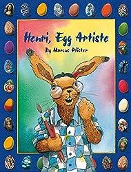 Henri, Egg Artiste by Marcus Pfister (2008-01-01)