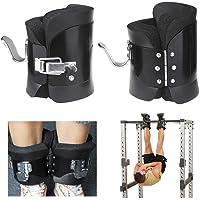 Bottes d'investissement Anti-gravité pour l'exercice Steel Gravity Boots Dispositif d'investissement d'inversion de sécurité Gravity Trainer, Dispositif d'exercice Anti-gravité en Acier, 2 unités