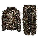 Frau Männer Camouflage Kl... Ansicht