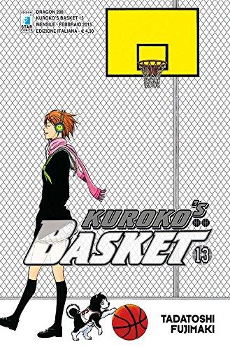 Kuroko's basket: 13 (Dragon) por Tadatoshi Fujimaki