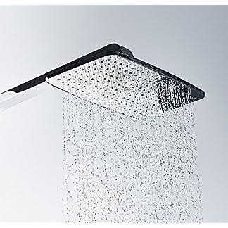 Hansgrohe Raindance Select E 360 sistema de ducha, 3 tipos de chorro
