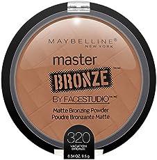 Maybelline Facestudio Master Bronze Powder 320 Vacation Bronze