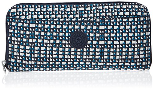 Kipling TRAVEL DOC Portafoglio da Viaggio, City Night ( Multi Color)
