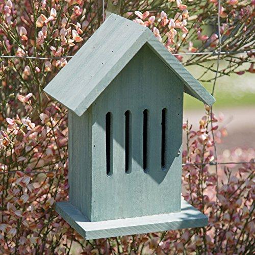 Ein Schmetterlingshaus