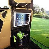 Creation® Stockage de Voiture & Backseat Organizer - Support iPad | Eco Matériau | Must Have Accessoires Voyage bébé et jouets pour enfants Stockage