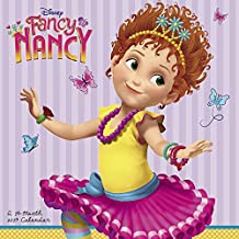 Fancy Nancy Wall Calendar (2019)