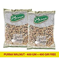 Purna Walnut - 400 gm (Pack of 2)