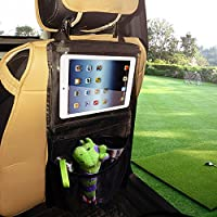 Creation® Car Storage & Backseat Organizzatore - Holder iPad | Materiale di Eco | Must Have bambino accessori da viaggio e Kids Toy