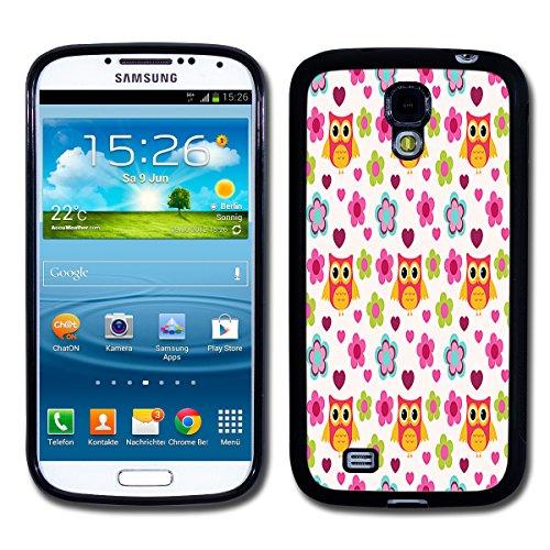 TPU Silikon Style Handy Tasche Case Schutz Hülle Schale Motiv Etui für Apple iPhone 4 / 4S - T6 Design1 Design 15