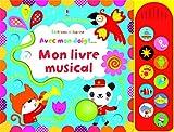 Telecharger Livres Avec mon doigt Mon livre musical (PDF,EPUB,MOBI) gratuits en Francaise